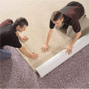 Carpet installation in Denver